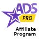 Ads Pro Add-on – WordPress Affiliate Program