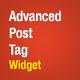 Advanced Post Tags Widget – WordPress Plugin