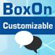 BoxOn Popup Messages WordPress