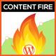 Content Fire – Custom CTAs For WordPress