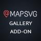 MapSVG.Gallery: Gallery / Slider / Lightbox – Add-on For MapSVG WordPress Mapping Plugin