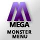 Mega Menu Monster – WordPress Mega Menu Plugin
