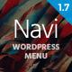 Navi: Fullscreen WordPress Menu