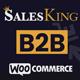 SalesKing – Ultimate Sales Team, Agents & Reps Plugin For WooCommerce
