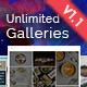 ULG Pro WordPress Unlimited Galleries