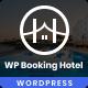 WordPress Booking Hotel